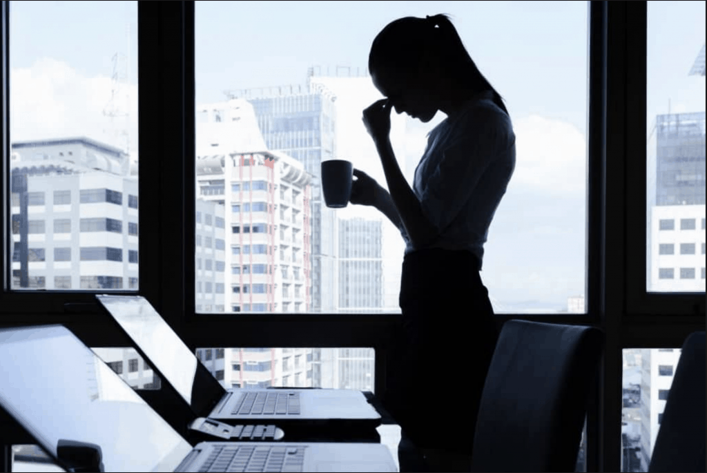 Dealing with Anxiety in the Workplace