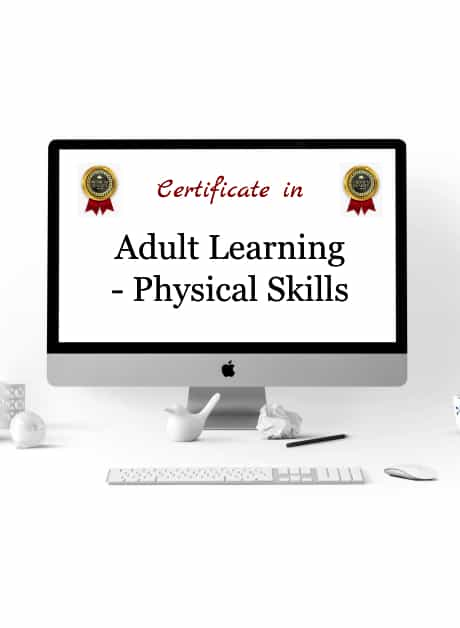 Adult Learning - Physical Skills