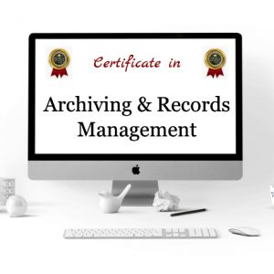 Archiving & Records Management