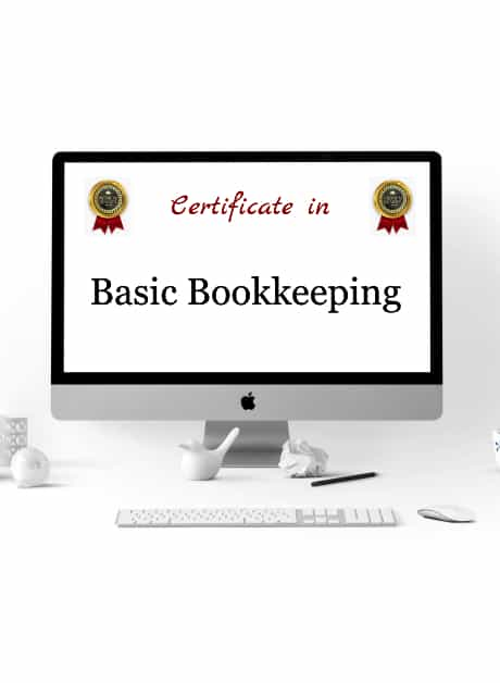 Basic Bookkeeping Online Course