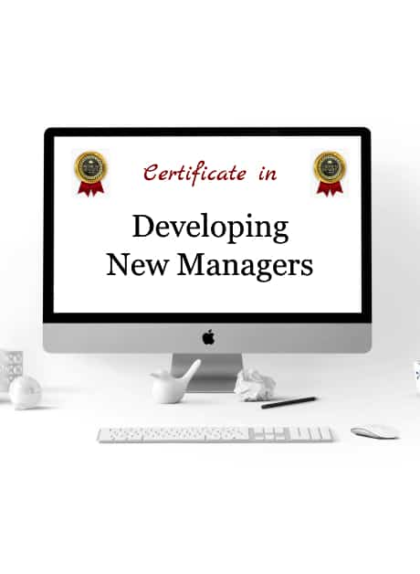Developing New Managers Course