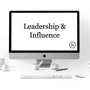 Leadership And Influence Course