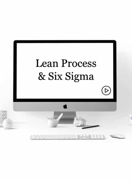 Lean Process And Six Sigma Course